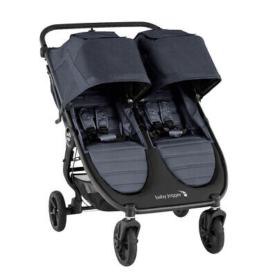 Latest New Baby Jogger® City Mini® GT2 Double Carbon All Terrain Pushchair For 2 • 568.65£