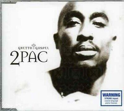 2 Pac : Ghetto Gospel CD Value Guaranteed From EBay's Biggest Seller! • 1.89£
