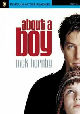 About A Boy By Hornby, Nick Book The Cheap Fast Free Post • 4.99£