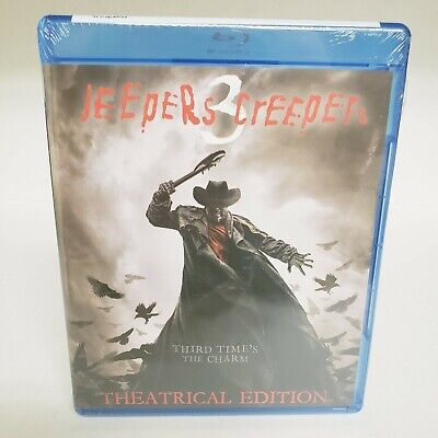 $17.50 • Buy Jeepers Creepers 3 Blu-ray , Horror, Factory Sealed, Brand New