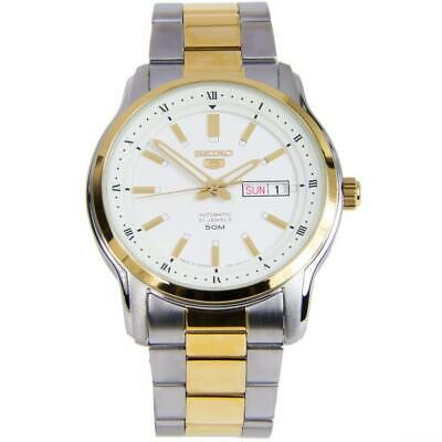 $ CDN264.99 • Buy Seiko 5 Automatic Silver Dial Men's Watch SNKP14J1