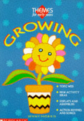 £2.12 • Buy Themes For Early Years: Growing By Jenny Morris (Paperback) Fast And FREE P & P