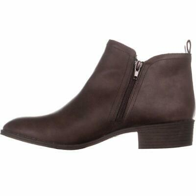 $12 • Buy American Rag Womens Cadee Round Toe Ankle Fashion Boots, Brown, Size 5.5 FBjq