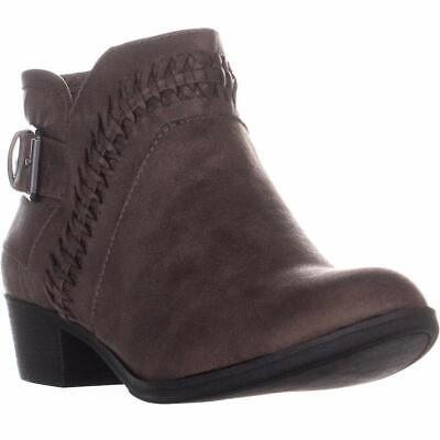 $14 • Buy American Rag Womens Audra Round Toe Ankle Riding Boots, Taupe, Size 10.0 FfDZ