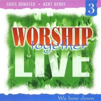 £1.79 • Buy Kent Henry : Worship Together Live, 3: We Bow Down CD FREE Shipping, Save £s