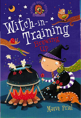 £1.94 • Buy Witch-in-Training: Brewing Up By Maeve Friel (Paperback / Softback) Great Value