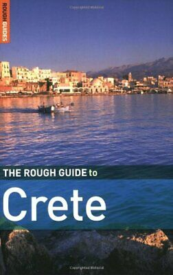 The Rough Guide To Crete (Rough Guide Travel Guides) By Rough Guides Paperback • 4.49£