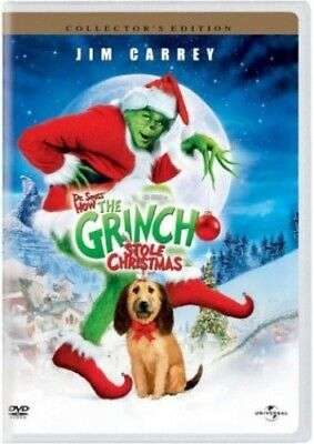 £3.49 • Buy How The Grinch Stole Christmas [DVD] [2000] [Region 1] [US Import... - DVD  UQVG