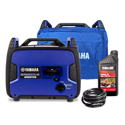 AU2309 • Buy NEW Yamaha EF2200iS, 2200w Inverter Generator With Bonus Pack, 4 Year Warranty