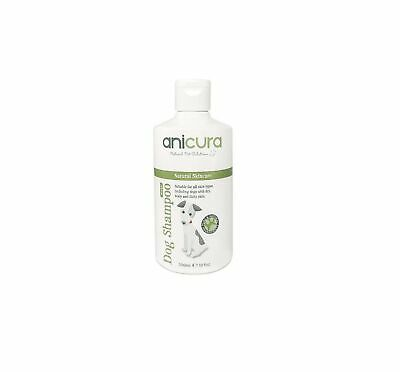 Anicura Natural Dog Shampoo For Skin Allergies, Itchy, Dry & Sensitive Skin (... • 27.99£