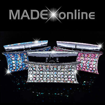 £9.99 • Buy Extra Large Square Bling Hair Clip,  Big Sparkly Crystal Grabs