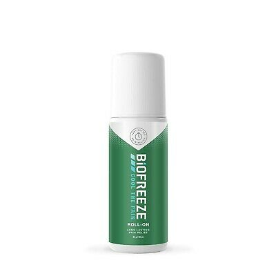 Biofreeze Pain Relief Roll-on 89ml, Packaging May Vary 1 Pack • 15.99£