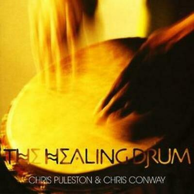 Chris Puleston : The Healing Drum CD (2005) Incredible Value And Free Shipping! • 7.99£
