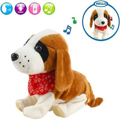 £17.99 • Buy DeAO Interactive Electronic Pet Dog Toy With Barking, Walking, Command Functions