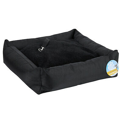 £16.99 • Buy Me & My Black Pet Dog/puppy Car Seat/bed Comfort Travel Mat Cushion Protector