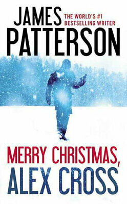 AU20.75 • Buy NEW Merry Christmas, Alex Cross By James Patterson Paperback Free Shipping