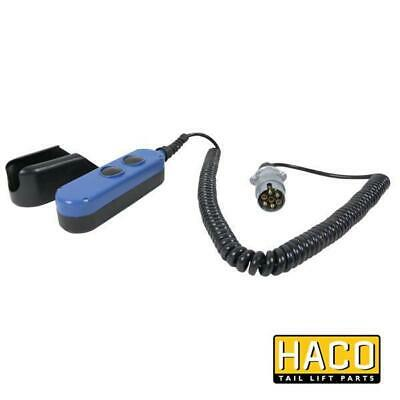 £49.99 • Buy Dhollandia Style (E0783.H) Haco Tail Lift Control With Wanderlead & Plug