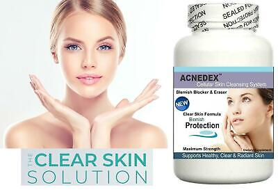 £19.95 • Buy Clear Skin Support Complexion Spots Scars Treatment Cleanser Facial Detox Aid