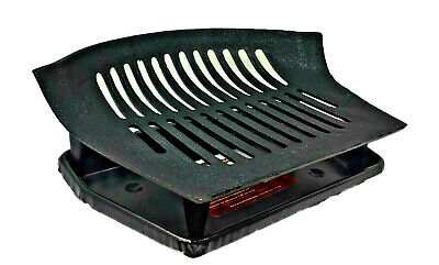 £29.99 • Buy Freestanding Cast Iron Wood Coal Log Open Fire Basket Grate With Ash Tray (NEW)