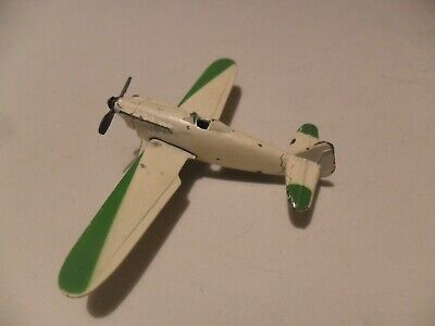 £135 • Buy Dinky Toys France Aeroplane #60e Dewoitine 500 Chasseur Aircraft, Rare