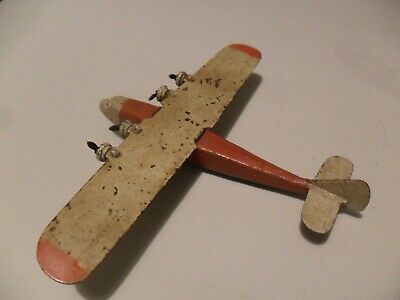 Dinky Toys Aeroplane #60a Imperial Airways Atalanta 1st Issue Aircraft Very Rare • 275£
