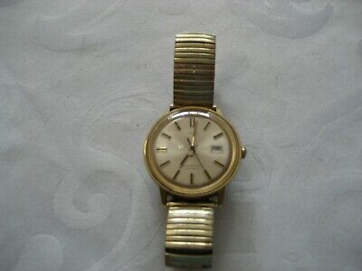 $ CDN20 • Buy Vintage Timex Self Winding Gold Toned 46560 3272 Parts
