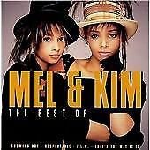 £5.99 • Buy Mel & Kim : The Best Of CD Value Guaranteed From EBay's Biggest Seller!