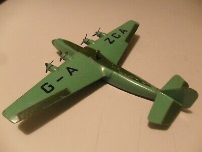 Dinky Toys Aeroplane #62x British 40 Seater Airliner Aircraft, Rare • 165£