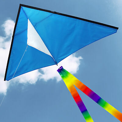 Opera Delta Kite Large Kite For Adults Outdoor Sports Game Family Fun Wind E2U3