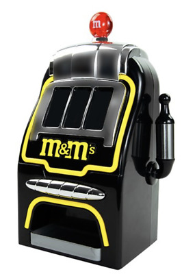 £32.65 • Buy M&M's World Slot Machine Chocolate Candy Candies Dispenser New With Tags