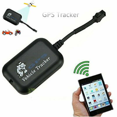 Real-Time GPS GSM GPRS Car Vehicle Network Tracker Personal Tracking Device SPY • 15.10£