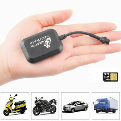 Genuine GPS GPRS Tracker Car Vehicle Spy Mini Personal Tracking Device Loctor • 15.10£