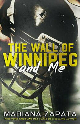 AU55.50 • Buy NEW The Wall Of Winnipeg And Me By Mariana Zapata Paperback Free Shipping