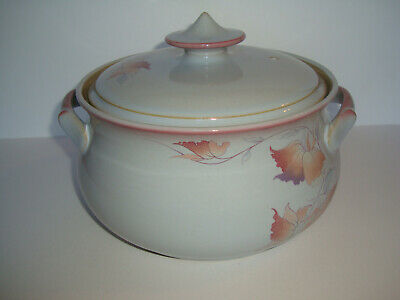 Denby - Twilight - Lidded Serving Tureen Casserole Dish (several Available) • 11£