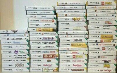 Nintendo DS & 3DS Games, BOXED, 15% OFF Multi Buy Discount, Free UK Postage • 9£
