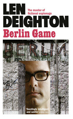 £2.68 • Buy Berlin Game By Len Deighton (Paperback) Highly Rated EBay Seller Great Prices