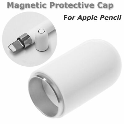 AU4.39 • Buy For Apple 10.5/12.9 IPad Pro Pencil Magnetic Replacement Protective Cap Case Zy