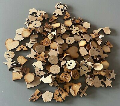 Butterfly MDF Craft Shapes Wooden Blank Decoration Embellishments Bug Insect Art • 2.95£