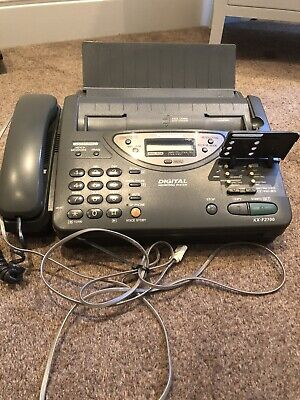 Panasonic KX-F2700E Telephone Answering With Fax / Copy.used Excellent Condition • 35.50£