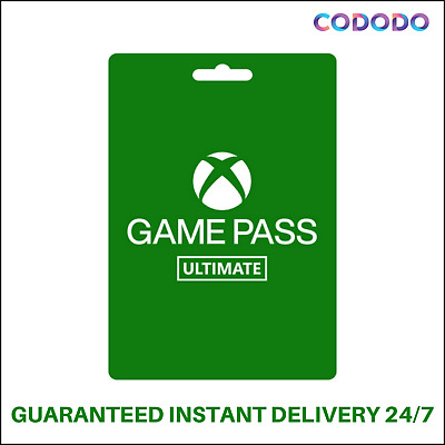 $2.27 • Buy XBOX LIVE 14 Day GOLD + Game Pass (Ultimate) Code INSTANT DISPATCH