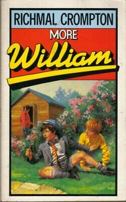 More William (Just William Series) By Crompton, Richmal Paperback Book The Cheap • 3.99£