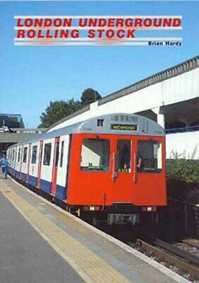 London Underground Rolling Stock By Hardy, Brian Paperback Book The Cheap Fast • 11.99£