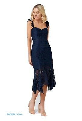AU25 • Buy Forever New Lace Dress Size AU6