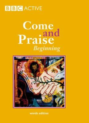 Come And Praise Beginning Word Book's (pack Of 5) (Come & Praise) Paperback Book • 10.99£