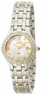 $ CDN420 • Buy NEW SEIKO LE GRAND SPORT SXDA88 Two-Tone Stainless Steel Diamond Watch
