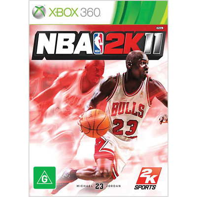 AU15 • Buy NBA 2K11 Preowned - Xbox 360 - PREOWNED