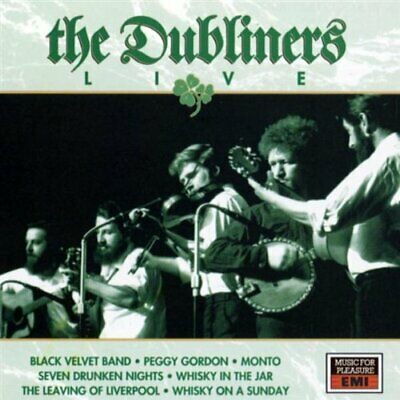 Dubliners, The - Dubliners Live - Dubliners, The CD JVVG The Cheap Fast Free The • 3.49£