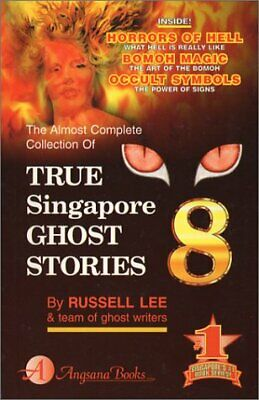True Singapore Ghost Stories : Book 8, Lee, Russell, Used; Good Book • 4.79£