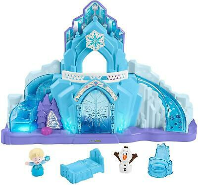Fisher Price Little People Disney Frozen Elsa's Ice Palace • 37.49£