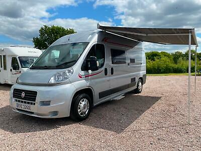 Sold | Autotrail Tribute 669 | 2012 | 2 Berth Fixed Bed Motorhome | Sold • 29,995£